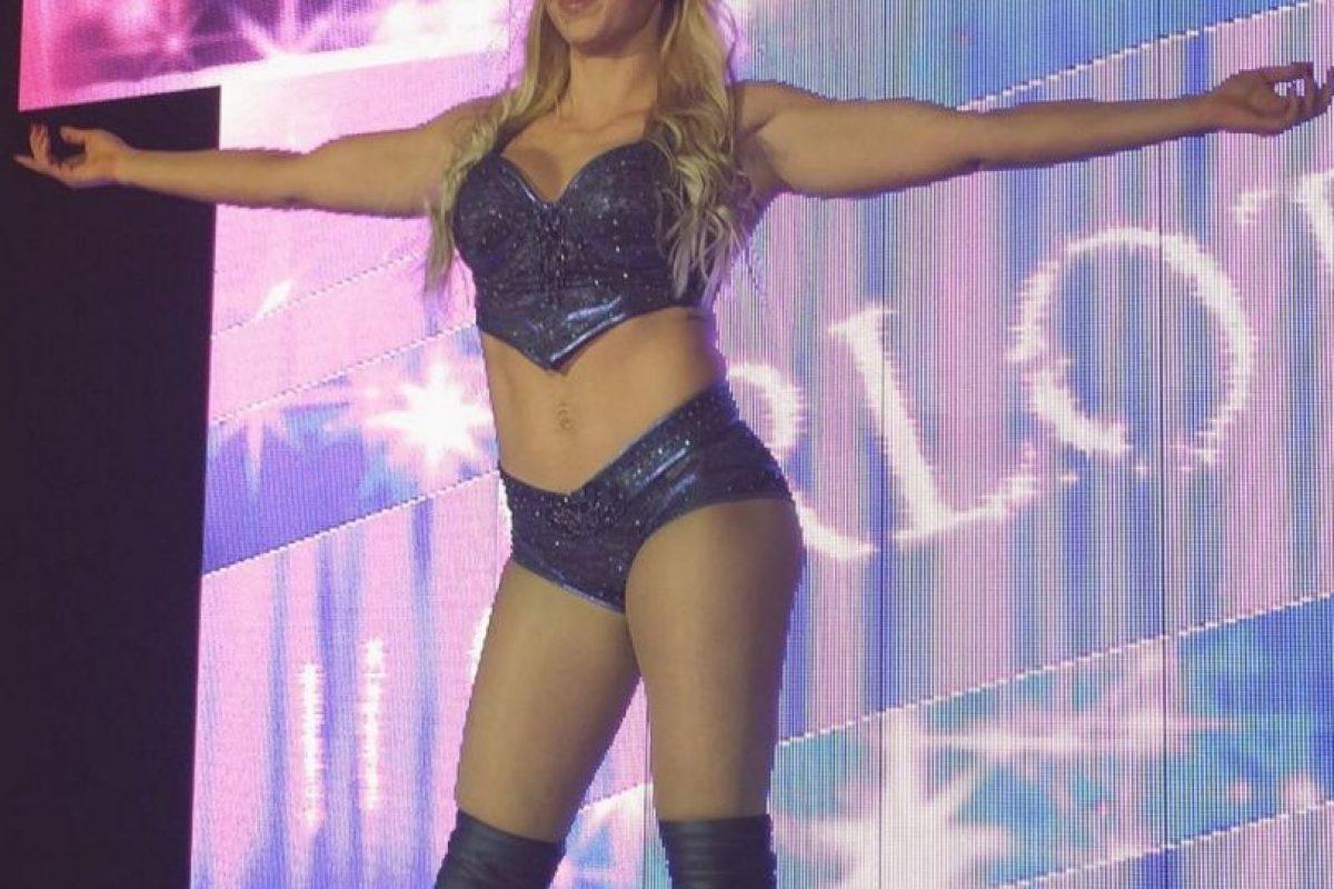 Charlotte, retadora al título Foto:WWE. Imagen Por: