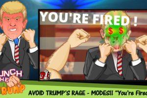 Punch The Trump – Presidential Brawl Foto:Brutal Inc. Imagen Por: