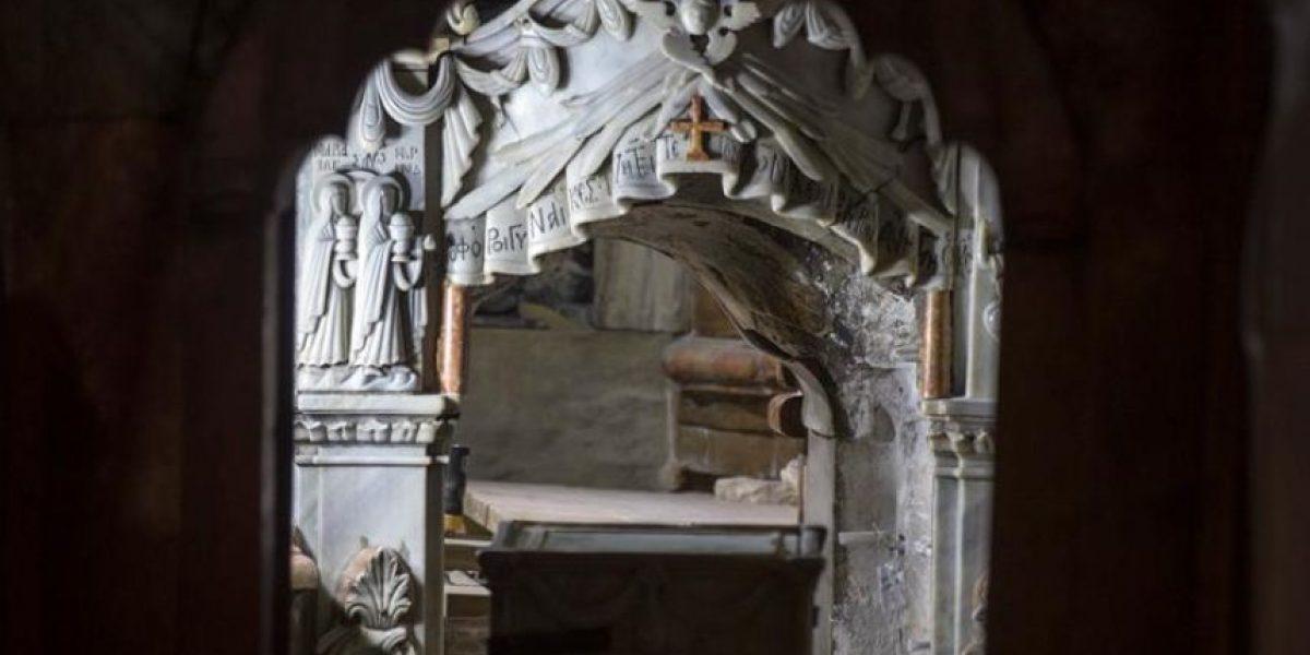 Abren la tumba de Jesucristo por primera vez en 500 años