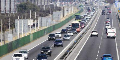 Fin de semana largo: 470 mil autos se espera que salgan de la capital