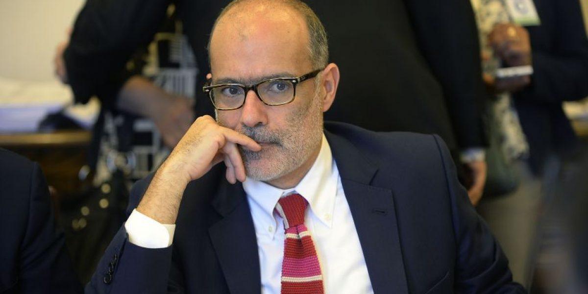 Ministro Valdés: