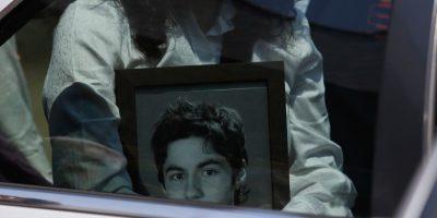 La íntima despedida a jóvenes que fallecieron en el Cerro Provincia