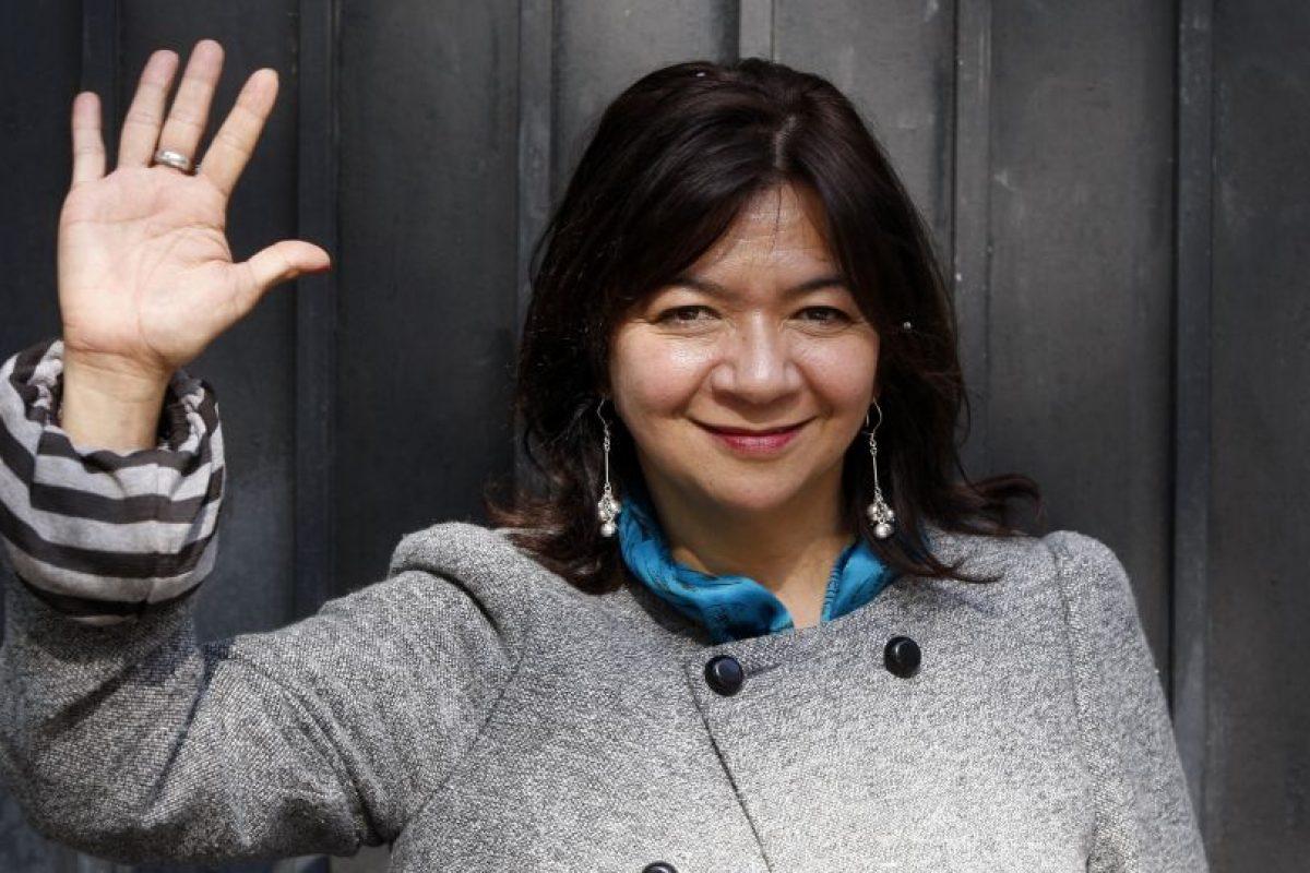 Claudia Pizarro, alcaldesa electa de La Pintana. Foto:AgenciaUno. Imagen Por: