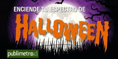 Infografía: enciende tu espectro de Halloween