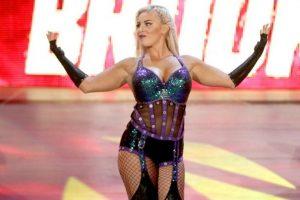 Se medirá a Dana Brooke Foto:WWE. Imagen Por: