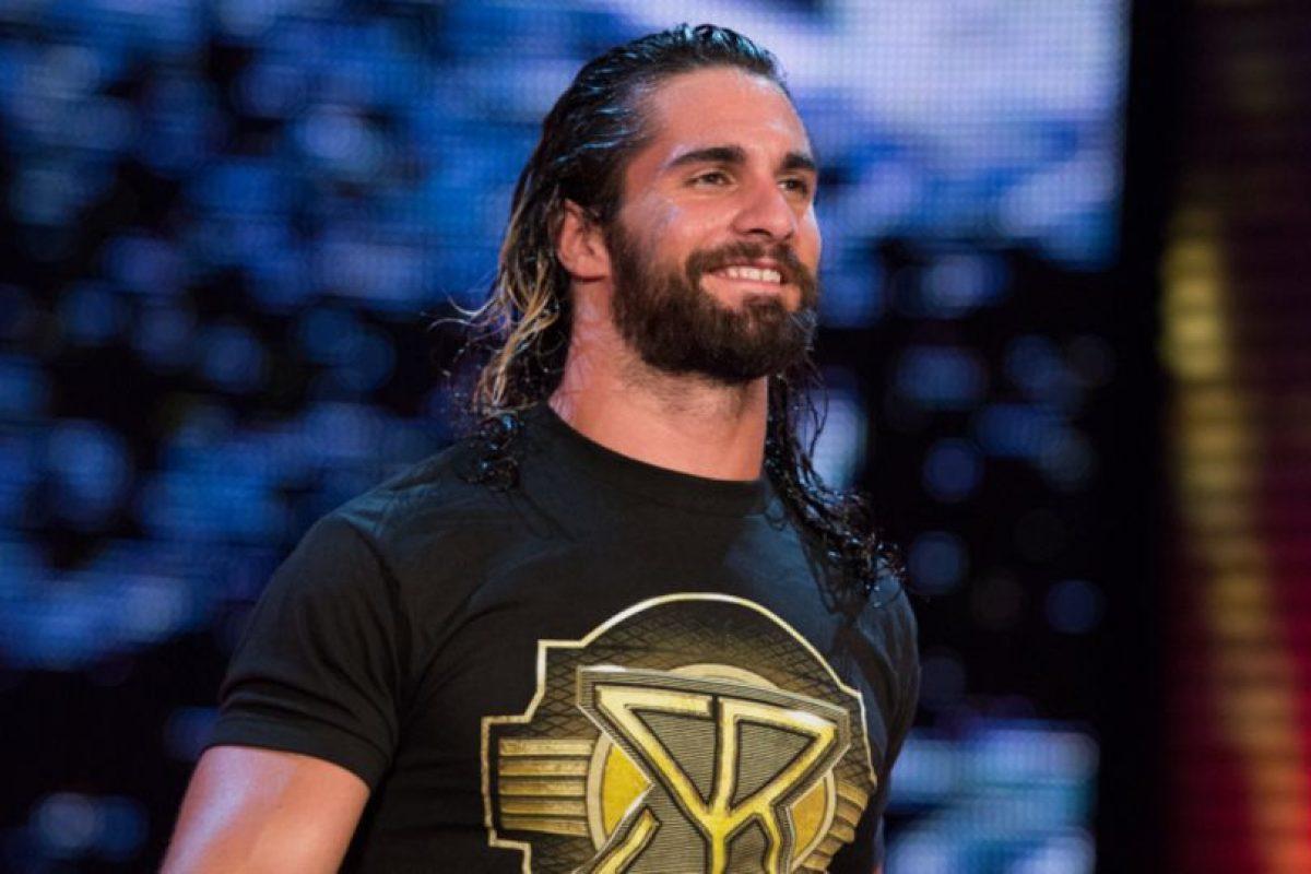 Se mide a Seth Rollins Foto:WWE. Imagen Por: