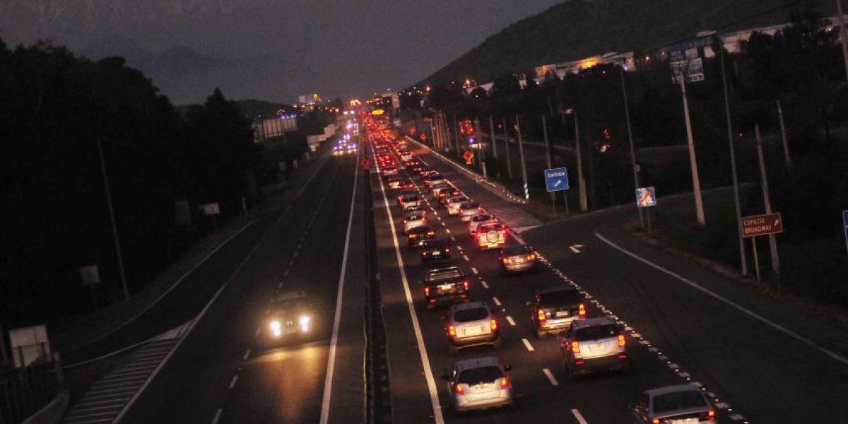 Ocho fallecidos por accidentes de tránsito en inicio de fin de semana largo