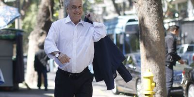 Duro choque entre Piñera y MEO por presuntas boletas falsas de hijos de ex presidente