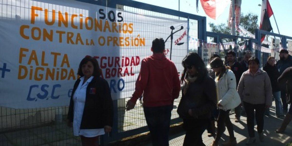 Dirección del Trabajo emite dictamen sobre servicios mínimos en huelga