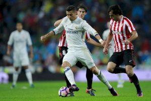 """Cristiano Ronaldo: """"El Comandante"""". Joseph Blatter los llamó así de forma sarcástica Foto:Getty Images. Imagen Por:"""