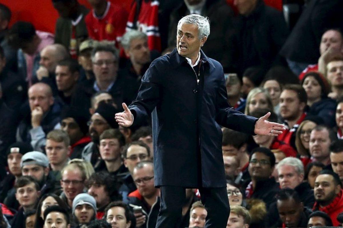 """Jose Mourinho. """"The Special One"""". Así se llamó a sí mismo cuando llegó al Chelsea en su primera etapa Foto:Getty Images. Imagen Por:"""