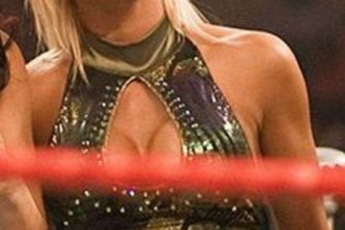 Maryse (2006) Foto:WWE. Imagen Por: