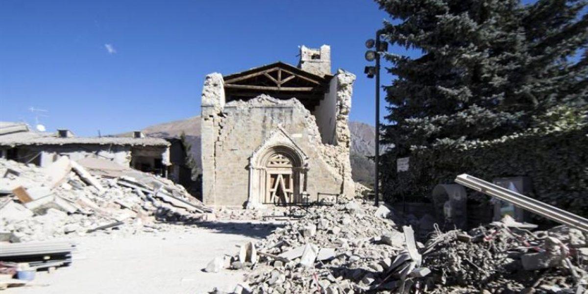 Naturaleza, cultura y gastronomía: patrimonio azotado por el terremoto en Italia