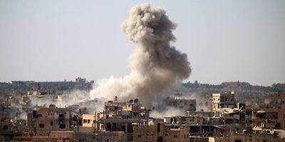 Medios oficiales sirios acusan a rebeldes de utilizar