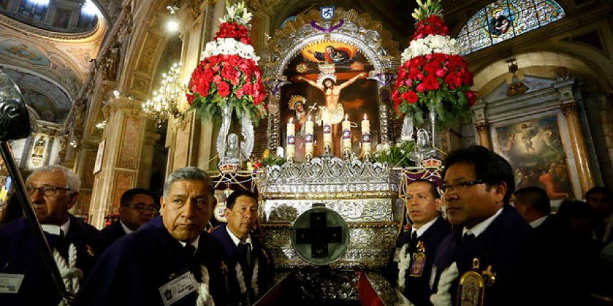 Miles de peruanos celebraron en Chile al