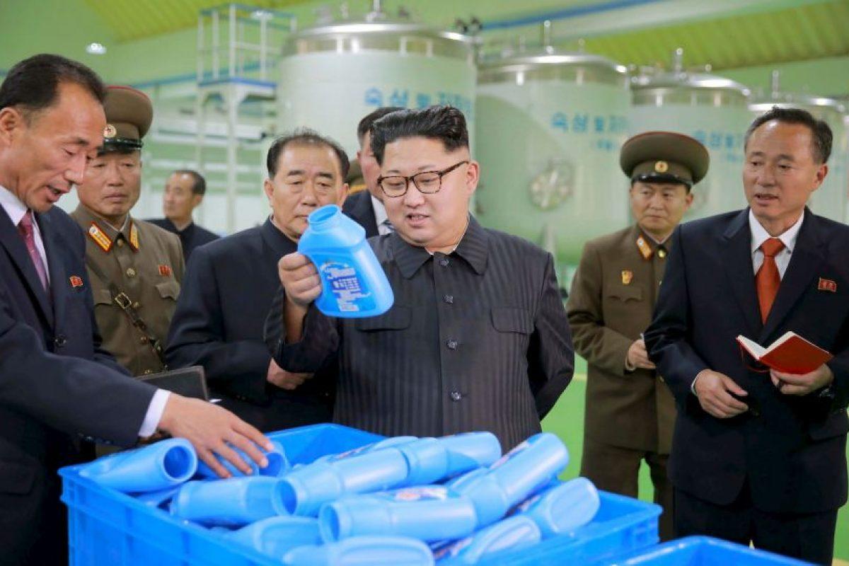 Se reporta que no ha aparecido en público en los últimos 7 meses Foto:AFP. Imagen Por: