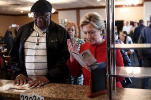 ¿Qué hicieron hoy los candidatos a la presidencia de Estados Unidos? Foto:AFP. Imagen Por:
