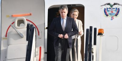 """Santos: """"Una chispa"""" podría incendiar proceso de paz colombiano"""