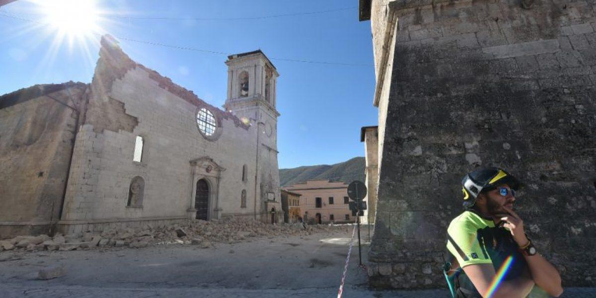 Miles de personas sin techo en Italia tras el violento sismo del domingo