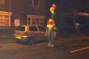 En las últimas semanas se incrementaron los casos de Payasos asesinos Foto:Twitter.com/ClownSighting. Imagen Por: