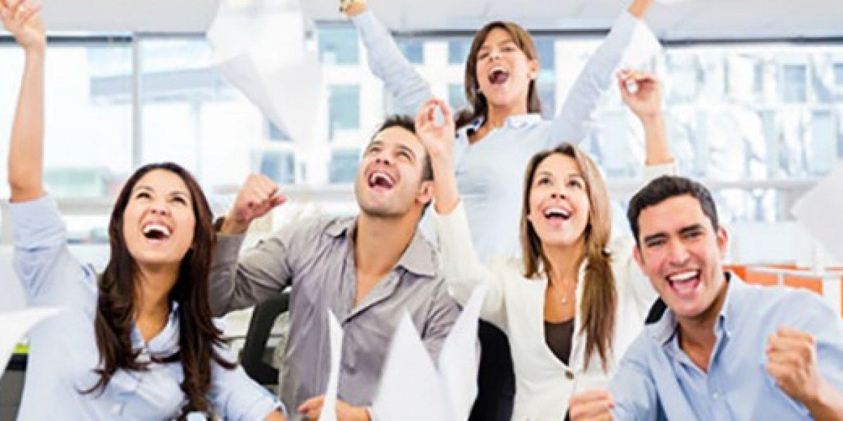64% de los trabajadores chilenos es feliz en su trabajo