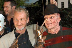 """La última vez que Englund dio vida a Freddy fue en """"Freddy vs. Jason"""" de 2003 Foto:Getty Images. Imagen Por:"""