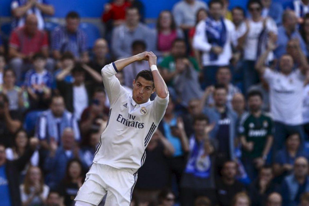 Cristiano Ronaldo le ha marcado a 31 clubes de España Foto:Getty Images. Imagen Por: