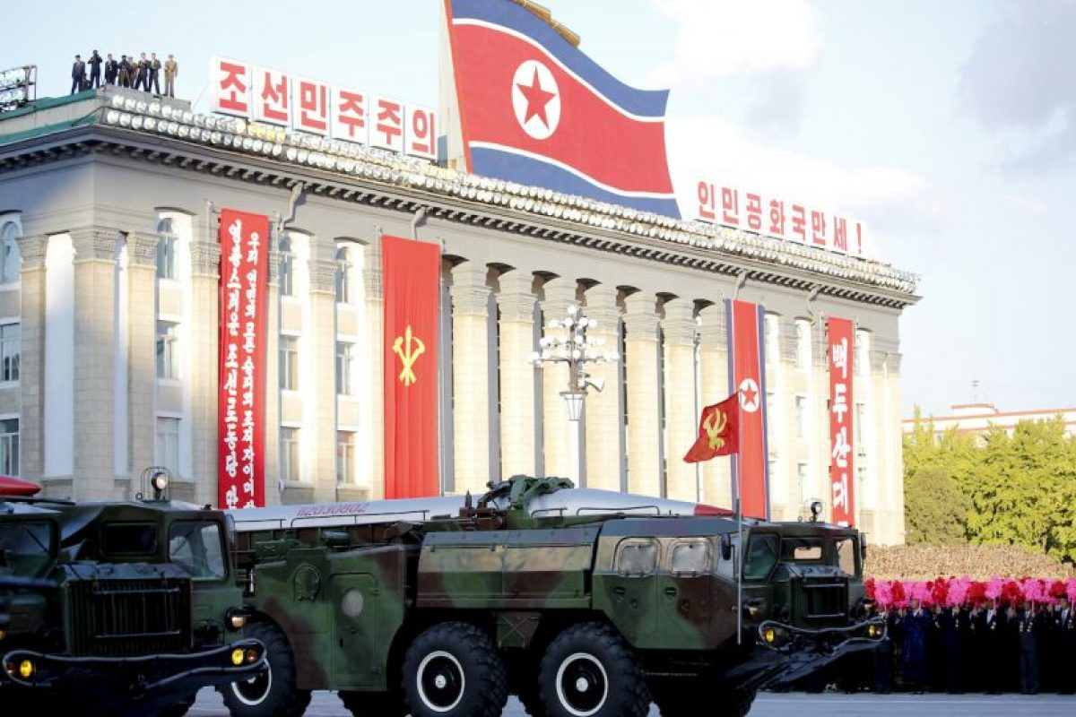 O de que la hermana de Kim Jong-un controla sus actividades Foto:AP. Imagen Por: