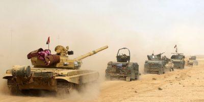 Tropas de Irak ingresan a Mosul y comienza la