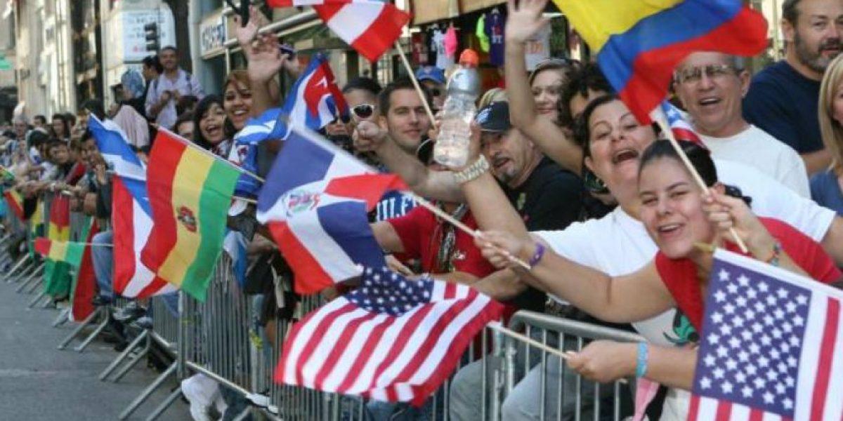 Un millón y medio de inmigrantes entraron en EEUU en 2014, según un estudio