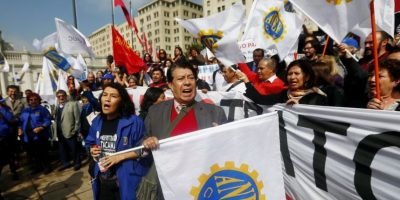Paro de la Anef: Retomarán las movilizaciones tras días de feriados