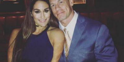 John Cena se disfraza de Nikki Bella en Halloween