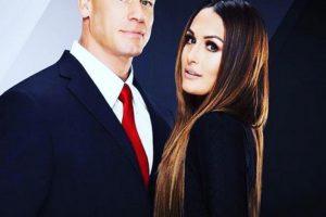 Las mejores imágenes de John Cena y Nikki Bella Foto:Instagram. Imagen Por: