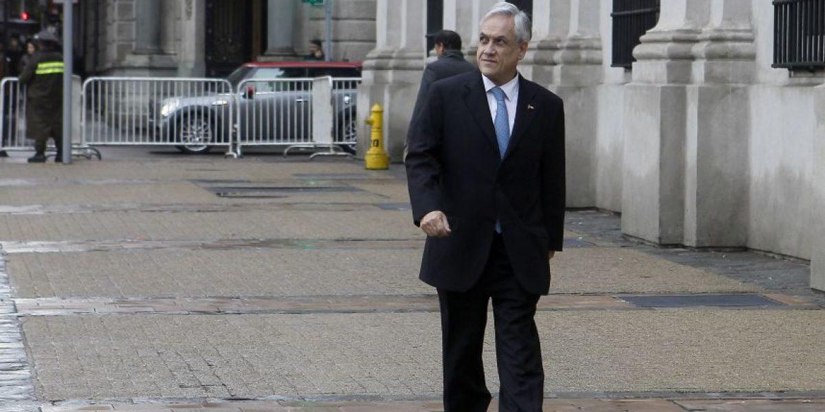 """Piñera: """"A esta altura del partido, perdí mi fe que este gobierno rectifique el rumbo"""""""