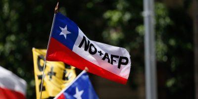"""Movimiento """"NO+AFP"""" llama a sumarse a paro nacional este viernes"""
