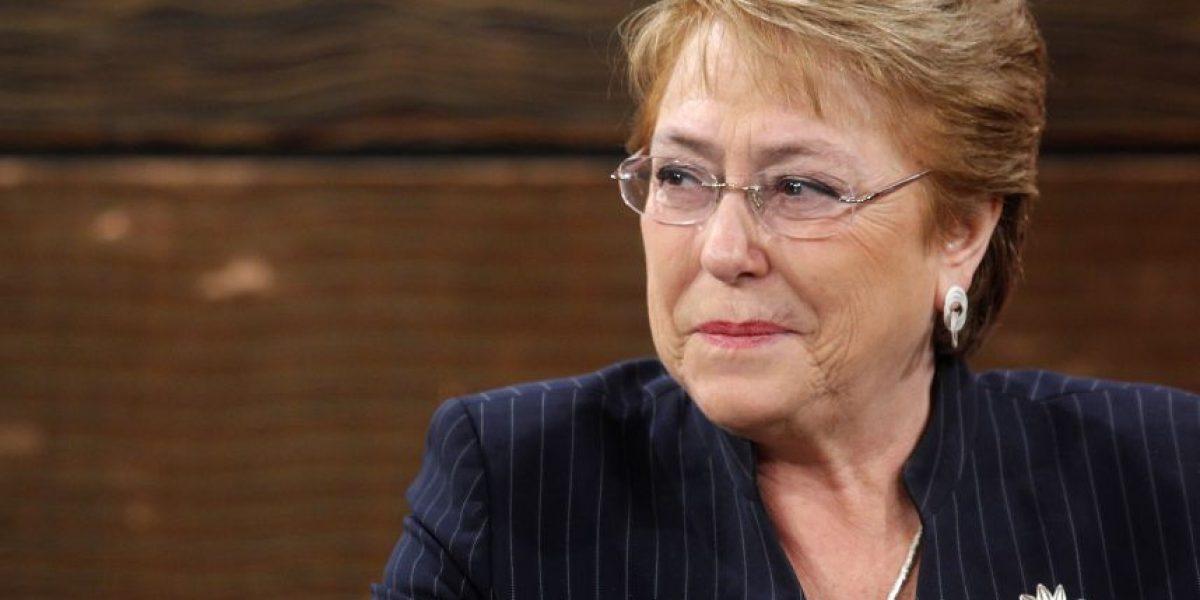 Bachelet encabeza Consejo de Gabinete en medio de divisiones con la Nueva Mayoría