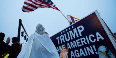 El diario oficial del Ku Klux Klan hizo público su apoyo a Donald Trump