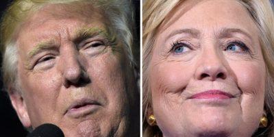 Donald Trump es mucho más creíble que Hillary Clinton según encuesta