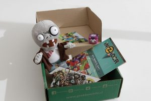 Esta es la Geek box Chile, versión Gaming. Foto:Publimetro. Imagen Por: