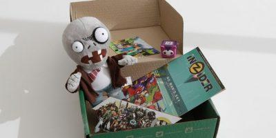 Cajas sorpresa para geeks: Como si estuvieras de cumpleaños todos los meses