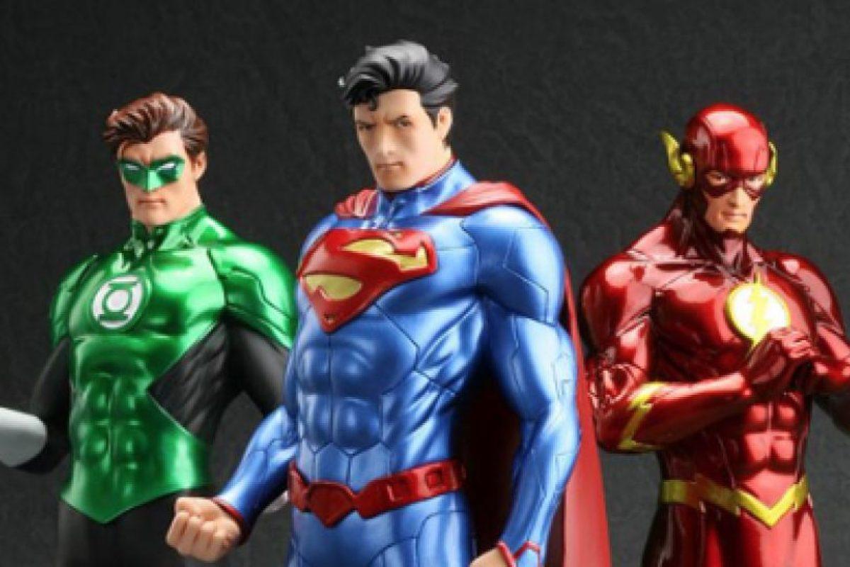 Muchas de las figuras coleccionables se relacionan con el mundo del animé y de los cómics. Foto:DC Universe. Imagen Por: