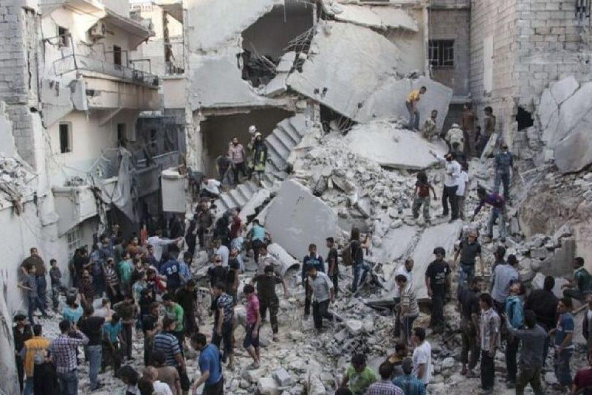 La decisión se tomó de forma conjunta con las autoridades sirias, precisó el efe del estado mayor ruso, Valeri Guerasimov. Foto:Afp. Imagen Por: