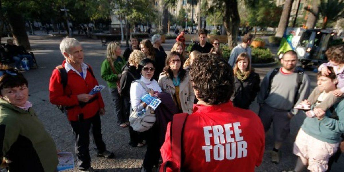 Alojamiento de turistas crece un 8,1% en septiembre