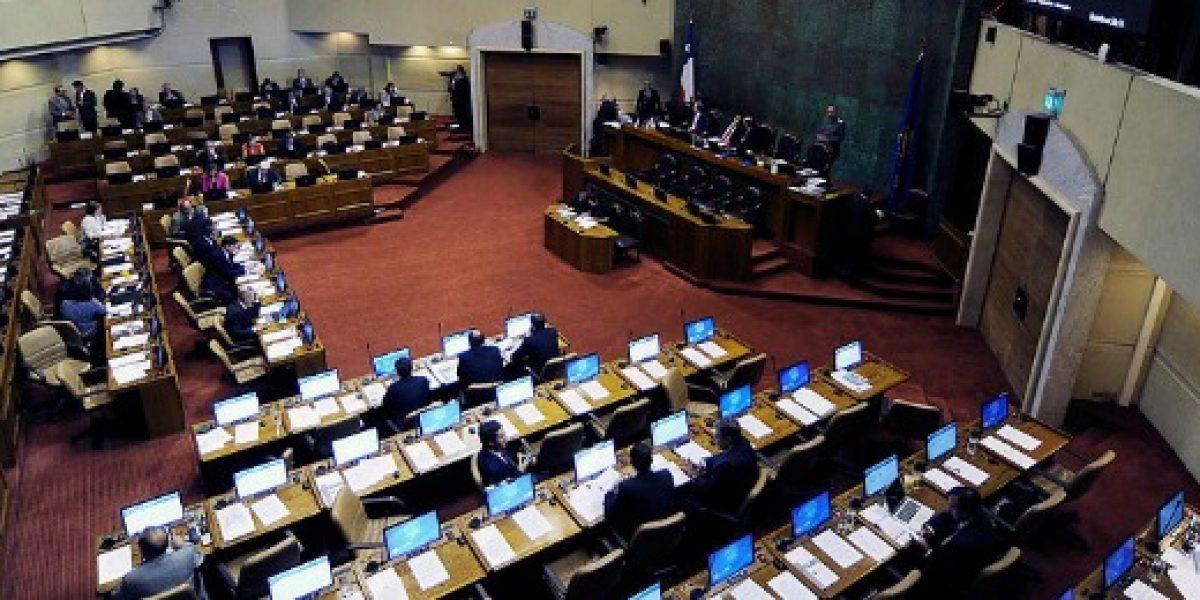 Comisión mixta rechaza el reajuste al sector público