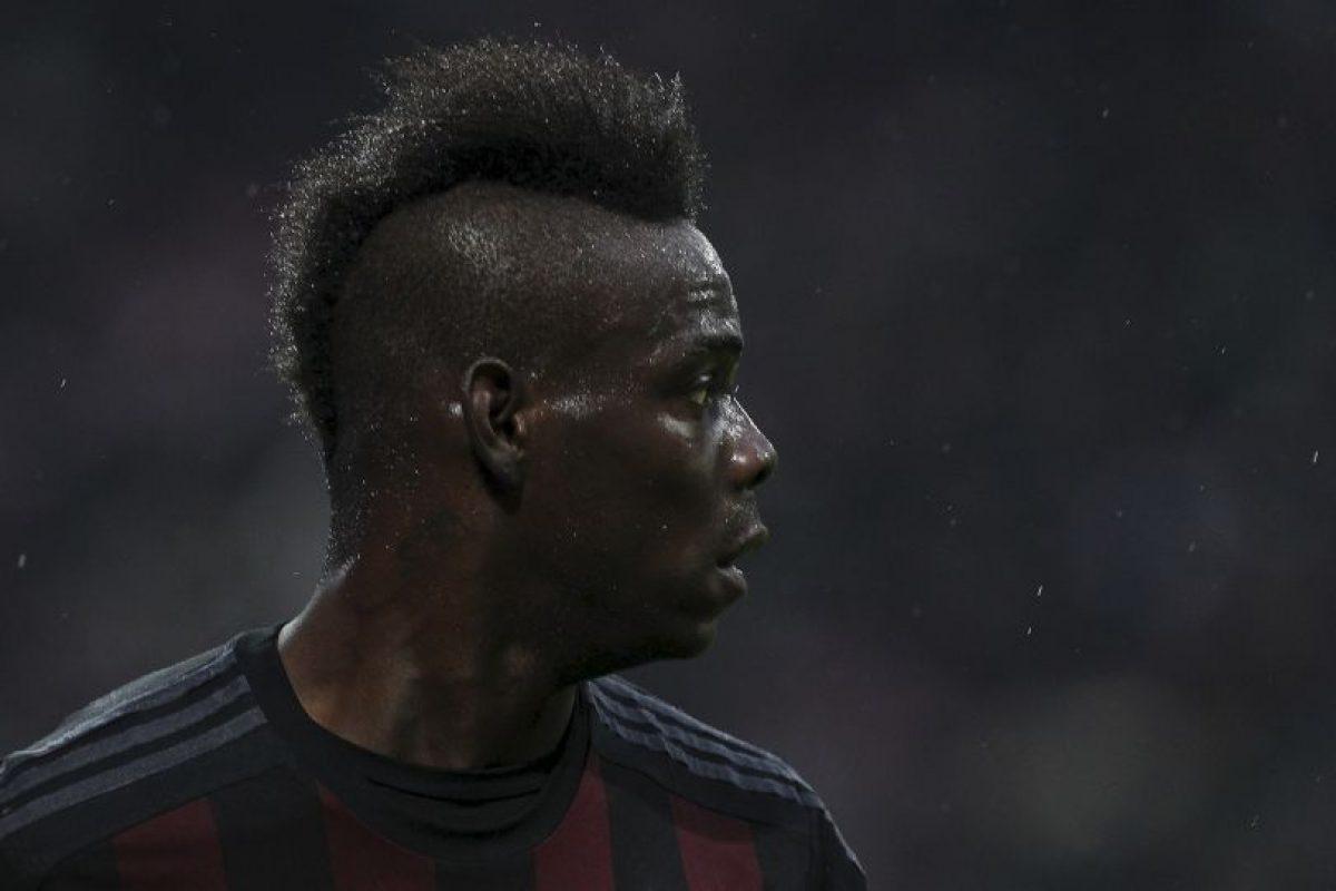 Mario Balotelli. Ha marcado los mismo goles que en las últimas dos campañas Foto:Getty Images. Imagen Por: