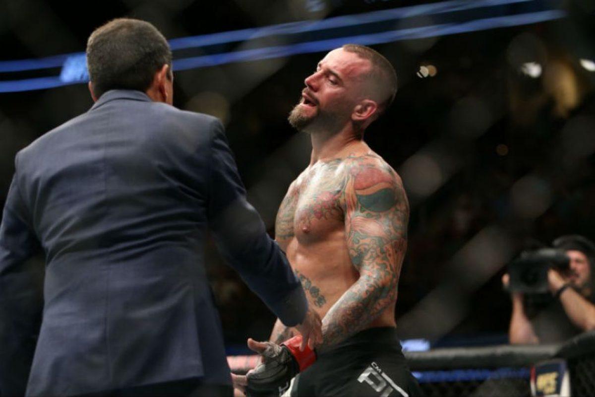 Exluchador de WWE lanza reto a CM Punk. Imagen Por:
