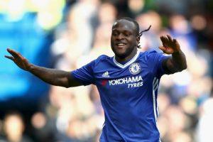 Victor Moses. De nueva cuenta el nigeriano es titular indiscutible en el Chelsea Foto:Getty Images. Imagen Por: