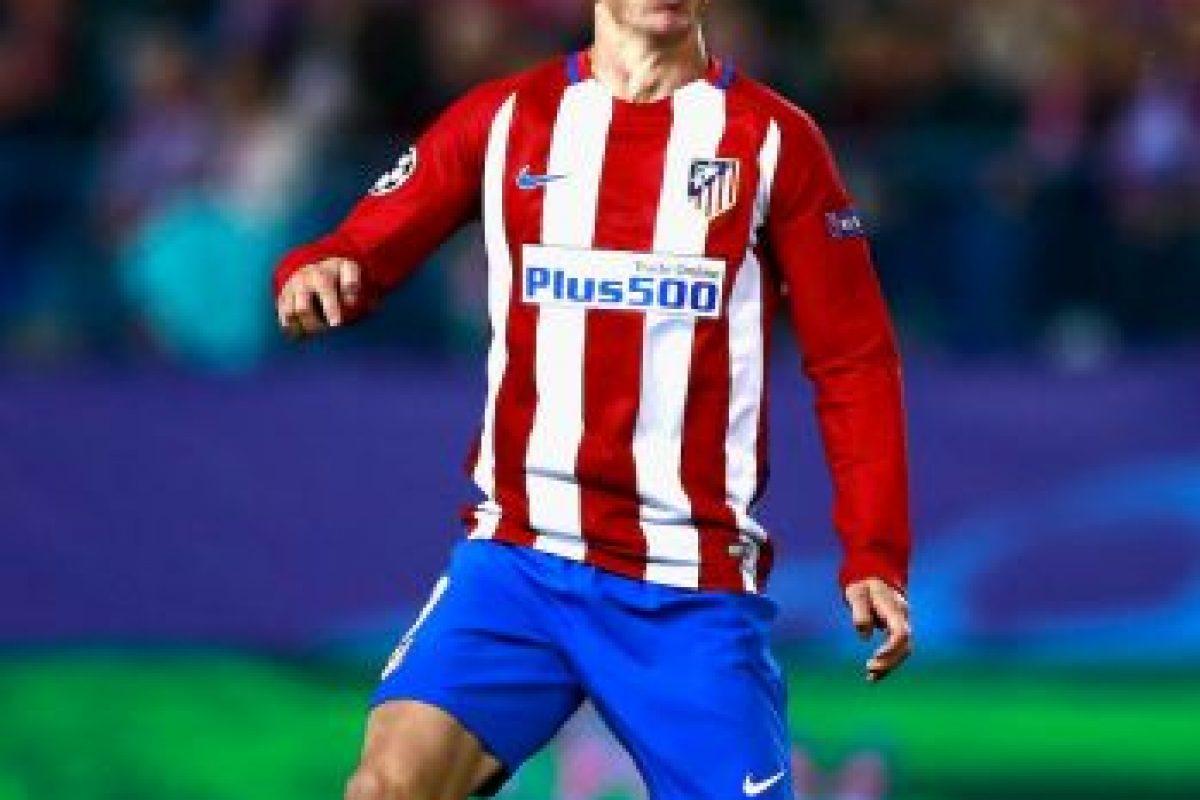 Fernando Torres. Después de protagonizar una famosa sequía goleadora con el Chelsea, es uno de los hombres fuerte del Atlético de Madrid Foto:Getty Images. Imagen Por: