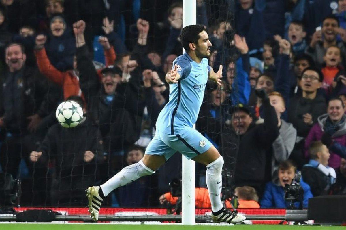 Ilkay Gundogan. Se ha vuelto vital en el esquema del Manchester City Foto:Getty Images. Imagen Por: