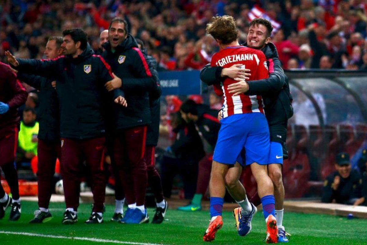 Atlético de Madrid Foto:Getty Images. Imagen Por: